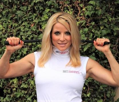 Chantal Sutherland woman jockey