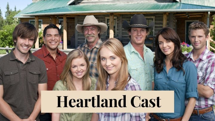Heartland Cast and characters. List of every Heartland actor