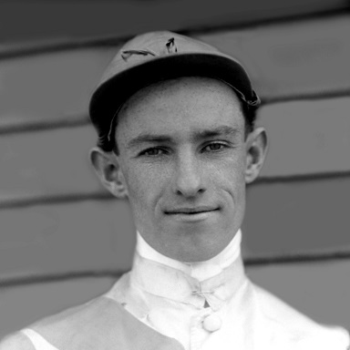 Johnny Loftus, 1919 Triple Crown winning jockey