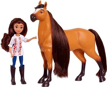 Lucky & Spirit doll set for kids who love Spirit Untamed