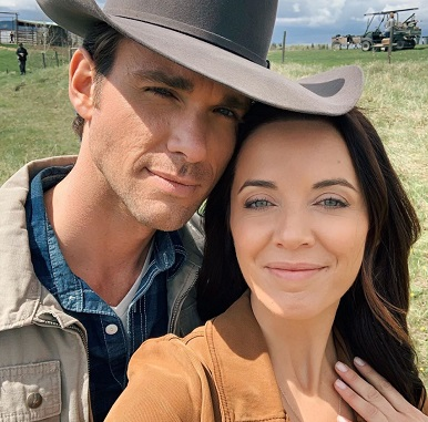 Mitch Cutty and Lou Fleming on Heartland