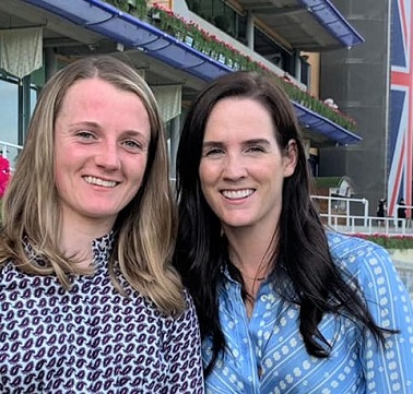 Rachel Blackmore at Royal Ascot horse racing event