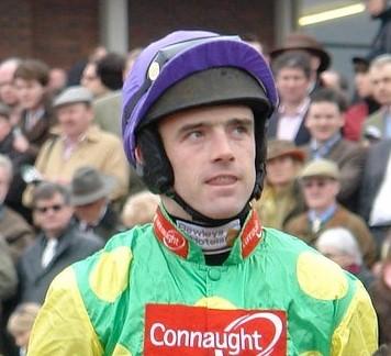 Famous Irish Jockey, Ruby Walsh