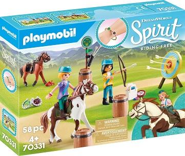 Spirit Riding Free Outdoor Adventure toy set for children
