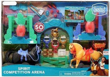 Spirit Riding Free Spirit Competition Arena