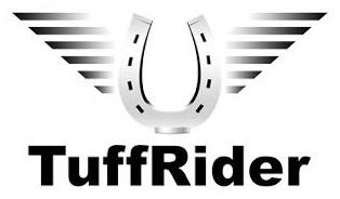 TuffRider equestrian company logo