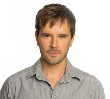 Actor Graham Wardle who plays Ty Borden on Heartland