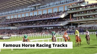 10 most famous horse racing tracks in the world