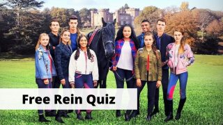 Free Rein quiz and trivia questions