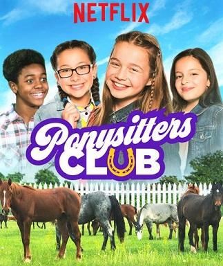 Ponysitters Club tv show