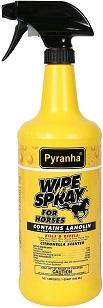 Pyranha Wipe N Spray for horses