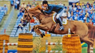 Facts and History about Baloubet Du Rouet, famous show jumping horse