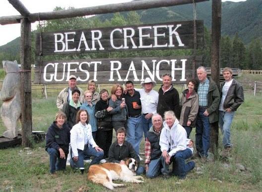 Bear Creek Guest Ranch in Montana