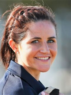 Michelle Payne, famous Australian female horse racing jockey