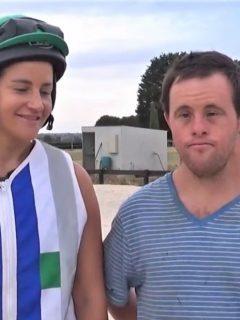 Stevie Payne, brother of Michelle Payne, famous Australian jockey